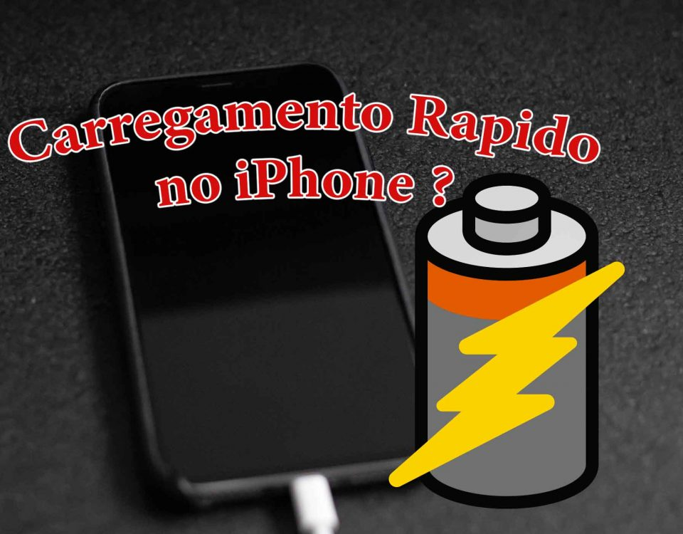 Carregamento Rapido iPhone